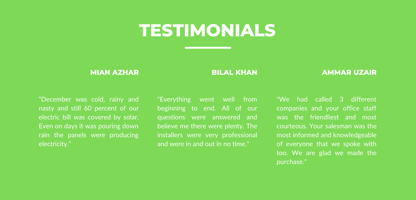 Testimonials Eagle Eye Technologies